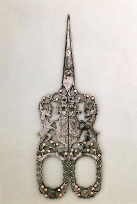 Scissors (Sheffield), c.1840