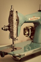 Vintage Kenmore sewing machine
