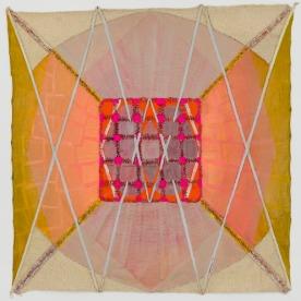 Julia Bland & Daniel Petraitis exhibition at Asya Geisberg Gallery