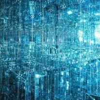 Lucas Samaras, Mirrored Cell, 1969