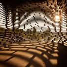 See-through church, Limburg/Belgium by Gijs Van Vaerenbergh