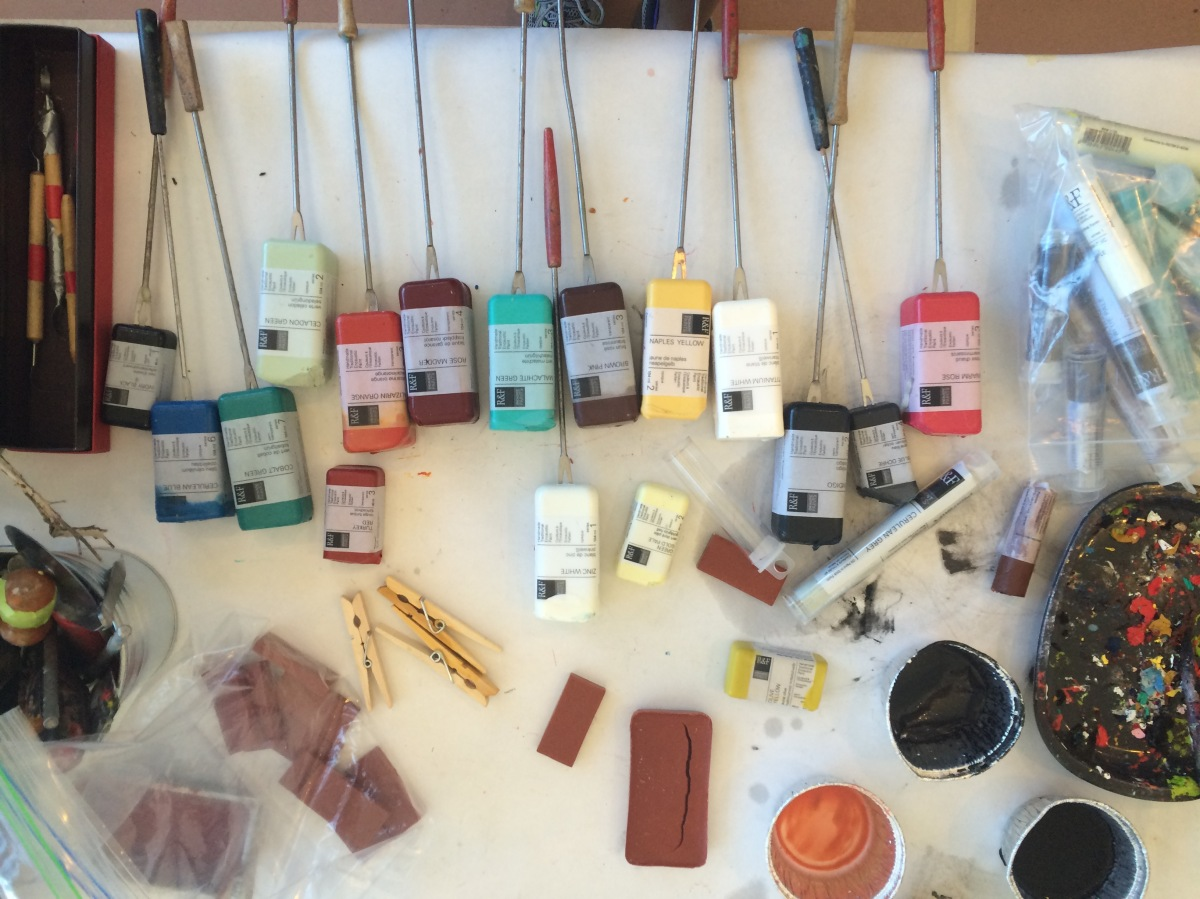 Beyond the Basics Encaustic Workshop In Salt Lake City!!
