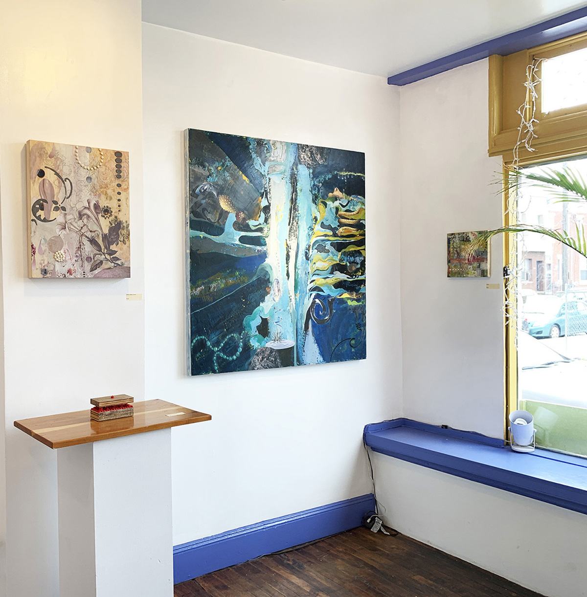 5 Reasons Why I Installed My Solo Gallery Show During Covid19Quarantine